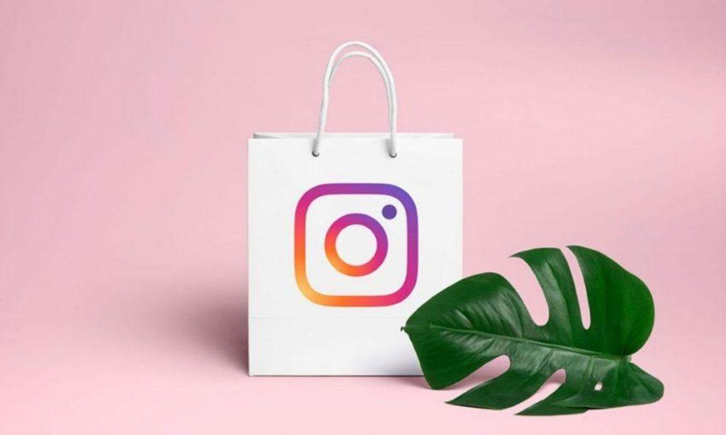 Como Inserir a Sacolinha no Instagram